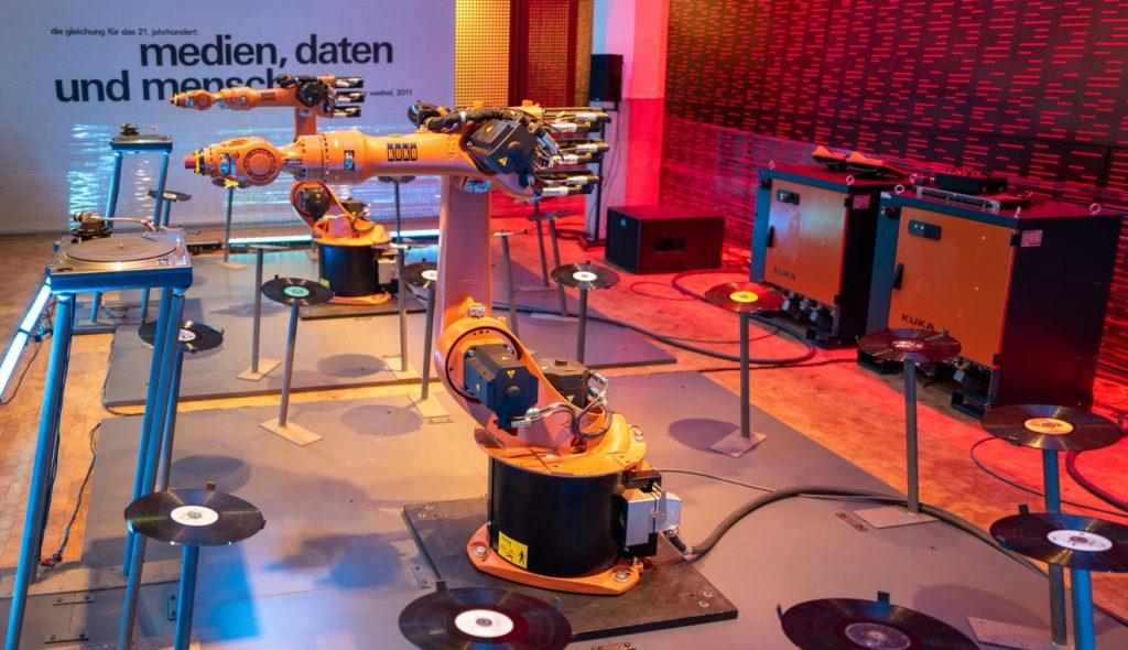 Roboter in Karlsruhe