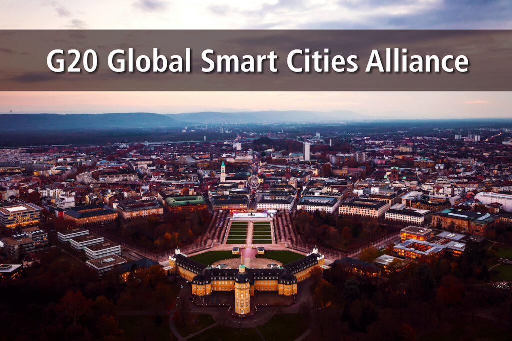 G20 Global Smart Cities Alliance