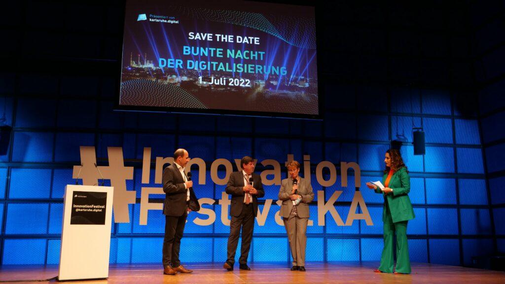 InnovationFestival @karlsruhe.digital 2021